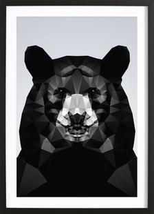 Geo Black Bear
