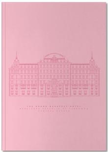 The Grand Budapest Hotel Pink