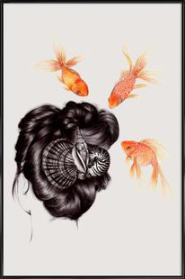 Fish Hair 4