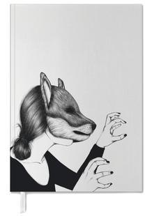 Peculiar Fox