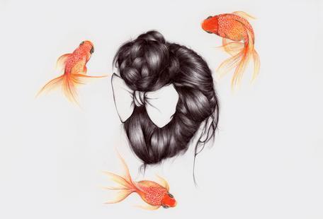 Fish Hair 2