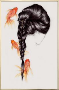 Fish Hair 3