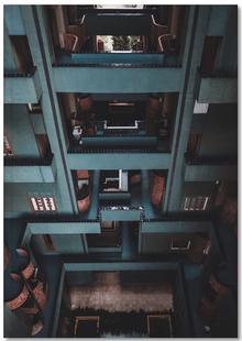 Walden Tetris