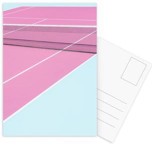 Pink Court - Net