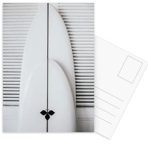Beach Surf Board Symmetrie