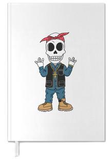 West Coast Skull