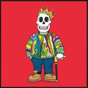 Biggie Skull