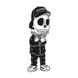 Compton Skull