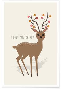 I Love You Deerly