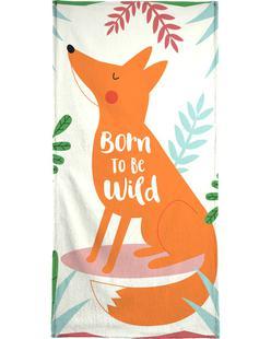 Born to Be Wild Fox