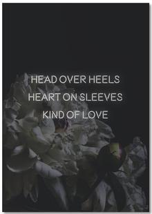 Head over heals