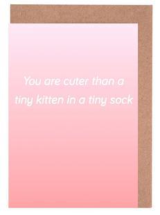Cuter Than Kittens