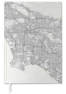 Traffic Los Angeles White