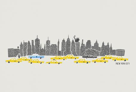 Panoramic New York