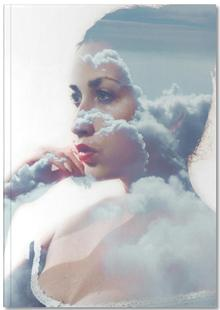 Cloud In Girl