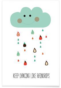 Keep Dancing Like Raindrops