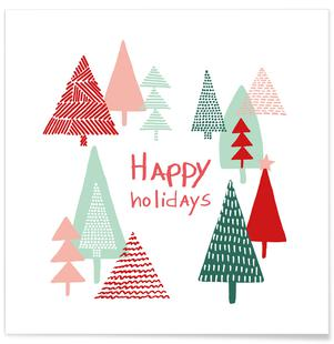 Xmas Happy Holidays
