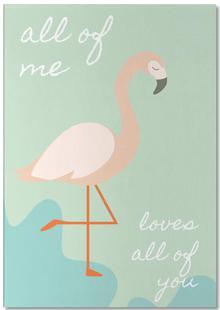 All Of Me - Flamingo