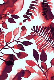 Leaves - Red