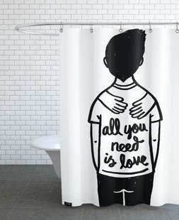 All You Need Is Love (B&W)