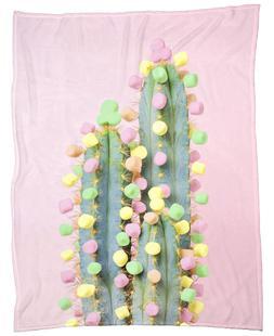 Marshmallow Cactus in Bloom