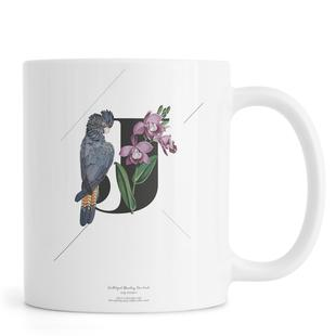 Botanical Alphabet - J
