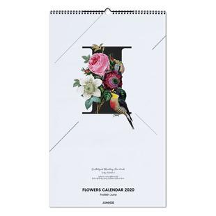 Flowers Calendar 2020 - Froilein Juno