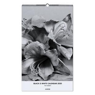 Black & White Calendar 2020 - Tan Kadam