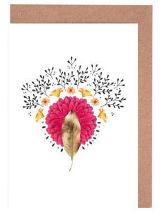 Dried Leaf 01 Collage