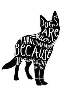 Dickinson's Dog