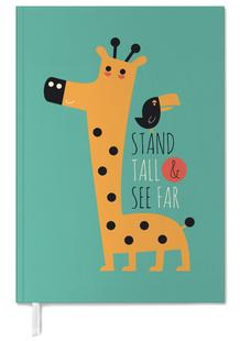 Stand Tall and See Far