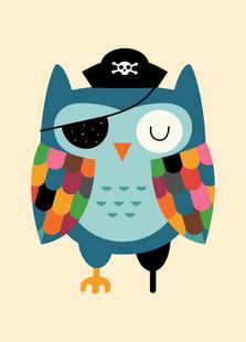 Captain Whooo