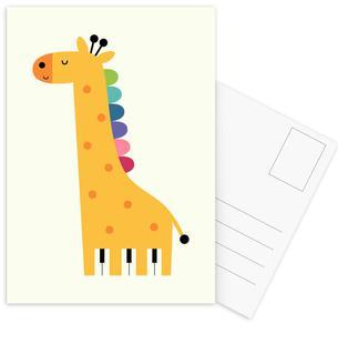 Giraffe Piano