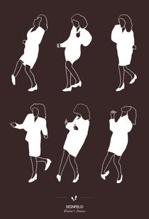Seinfeld - Elaine's Dance