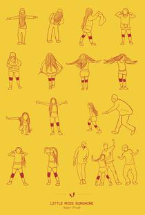 Little Miss Sunshine - Super Freak