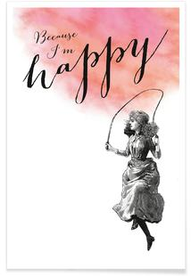 Because I'm Happy
