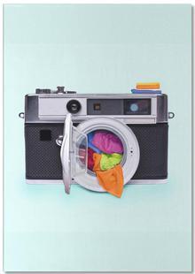 Washing Camera