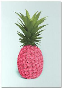 Pineapple Roses