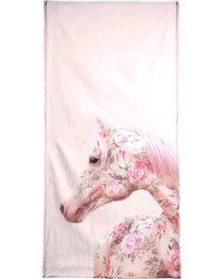 Floral Horse