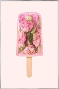 Floral Popsicle