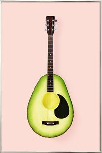 Avocado Guitar