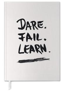 Dare. Fail. Learn.
