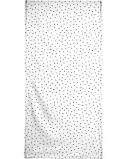 Grey Watercolor Dots