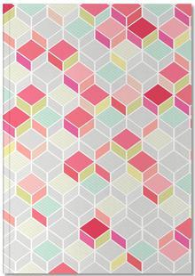Cube Pink