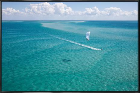 Kiteboarding Mozambique