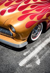 Rockabilly Burnout