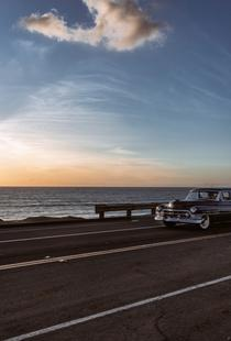 Cadillac Sunset Cruise I