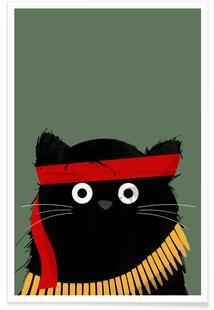 Cat - Rambo