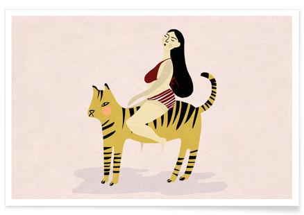 On Your Tiger