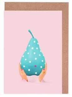 My, What a Big Pear You Have